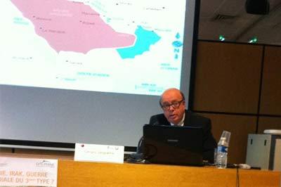 conference syrie irak gerard vespierre