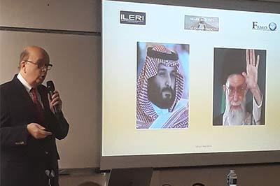 Conférence arabie-saoudite - iran ILERI