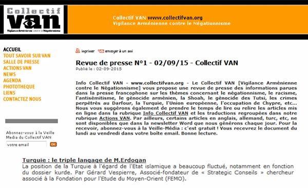 reprise article Gérard Vespierre Géopolitique 2015