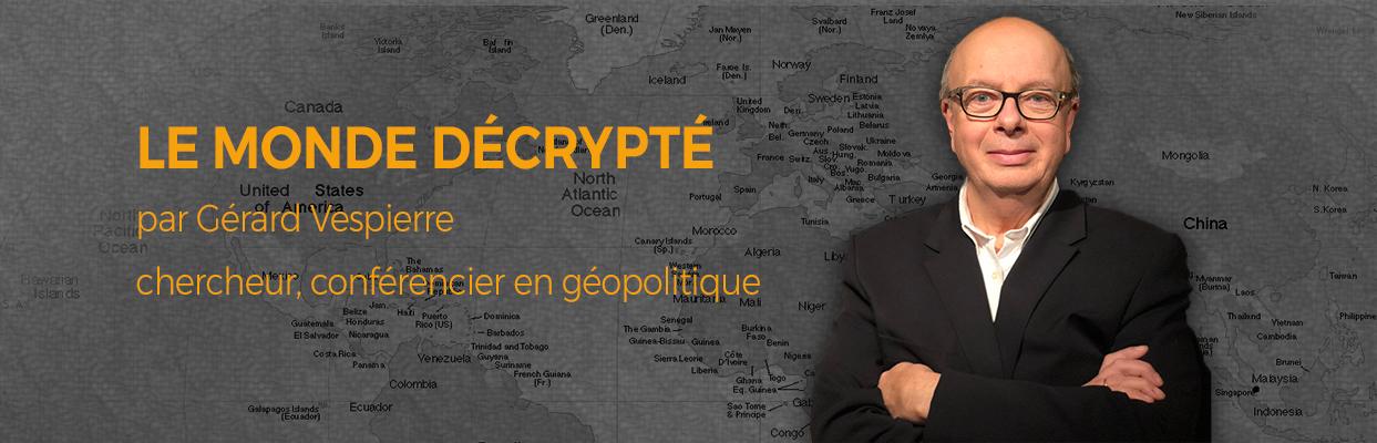 Gérard Vespierre - Le Monde Décrypté
