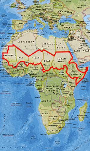 crises saharo-sahélienne