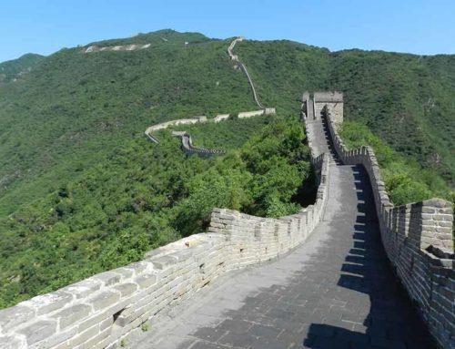 La Grande Muraille résistera-t-elle au Tsunami ?