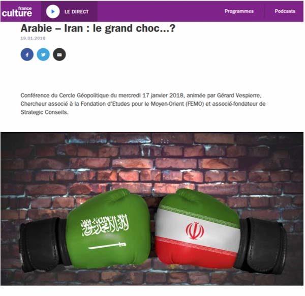 reprise article Gérard Vespierre Géopolitique 2018