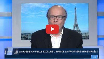 interview Gérard Vespierre russie syrie I24News