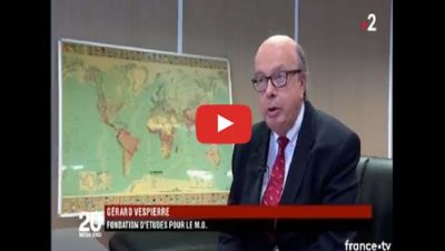 L'économie, le grand risque iranien - Gérard Vespierre - France 2