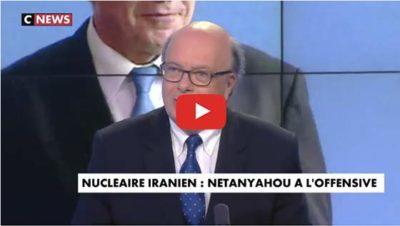 Visite de Neanyahu en Europe