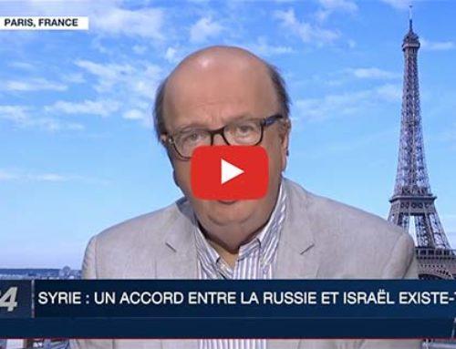 Y aurait-il un accord entre la Russie et Israël? i24News