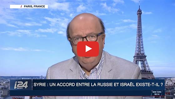 Y aurait-il un accord entre la Russie et Israël ?