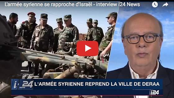 gérard vespierre - syrie -i24news