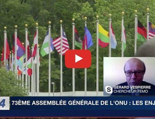 Ouverture de l'Assemblée Générale de l'ONU – i24 News