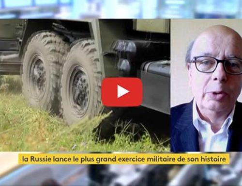 Russie : le paradoxe des grandes manœuvres – France Info
