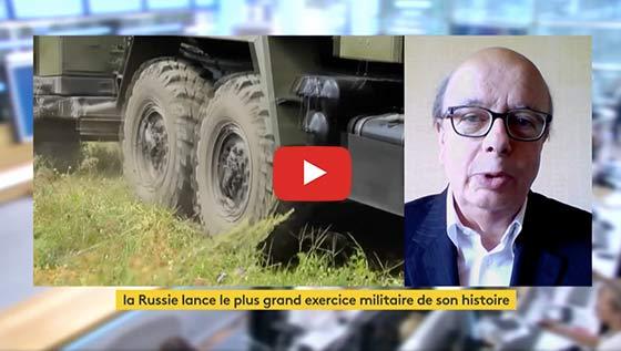 Russie, le paradoxe des grandes manœuvres Gérard Vespierre