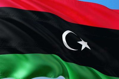 Drapeau de la Lybie