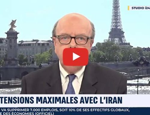 La grande tension Etats-Unis / Iran – i24News