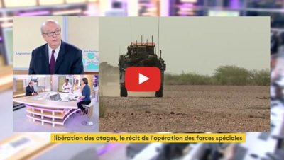 Libération des otages Burkina mai 2019