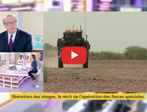 Burkina Fasso, intervention militaire française – France TV