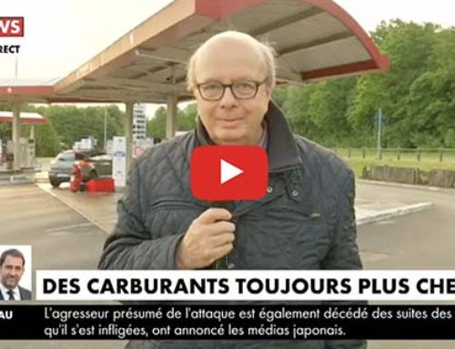 Crise pétrolière et prix à la pompe – CNews