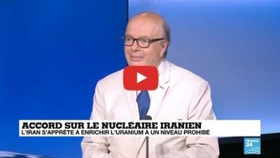 accord nucléaire iranien