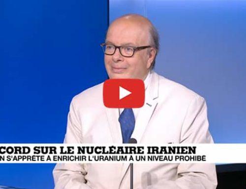 L'Iran veut reprendre l'enrichissement de l'uranium – France 24