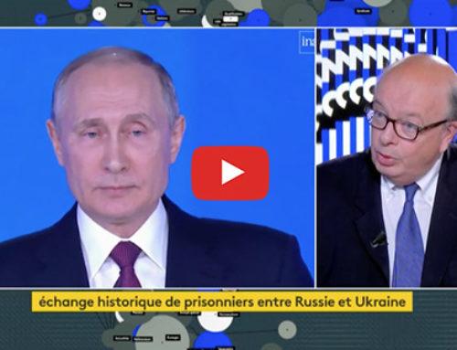 Ukraine et Russie – Iran – France Info
