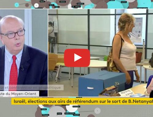 Les élections israéliennes – France TV