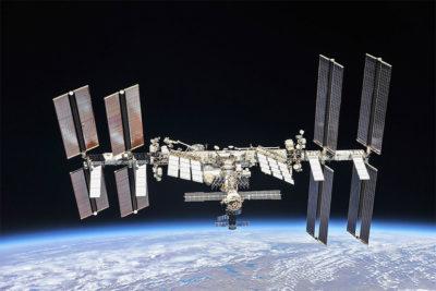 station spaciale internationale