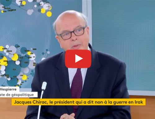 Hommage à Jacques Chirac : sa politique étrangère – France Info