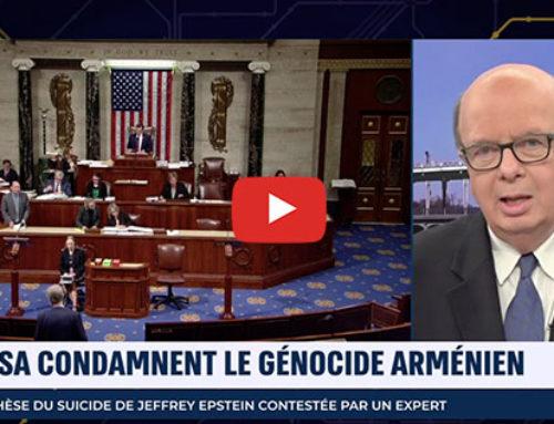 Reconnaissance du génocide arménien par les Etats-Unis – i24News
