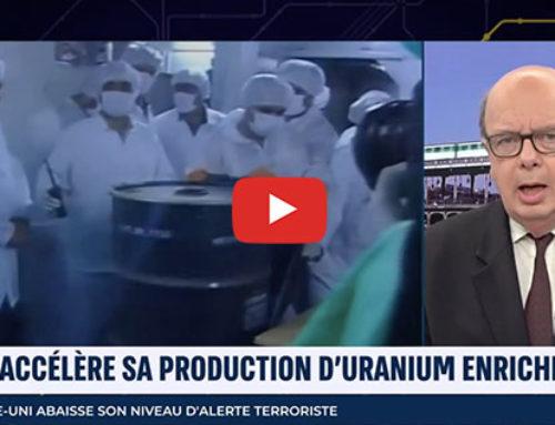 Nucléaire iranien, la fuite en avant – i24News
