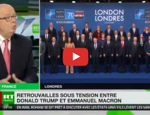 70ème anniversaire de l'OTAN – RT France