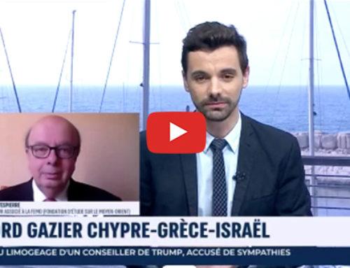 Les débouchés européens du gaz méditerranéen – i24News
