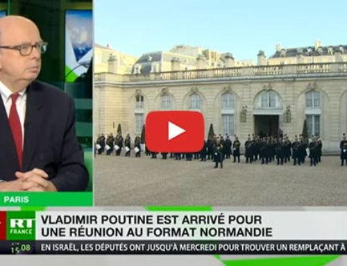 Groupe de Minsk « format Normandie » – RT France