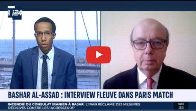 La situation en Syrie - Gérard Vespierre