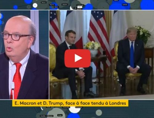 Ouverture du sommet de l'OTAN – France Info