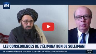 Conséquences de la mort de Soleimani