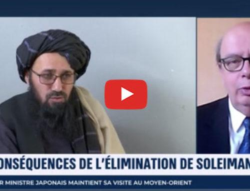 Afghanistan. Impact de la disparition de Soleimani…? i24News
