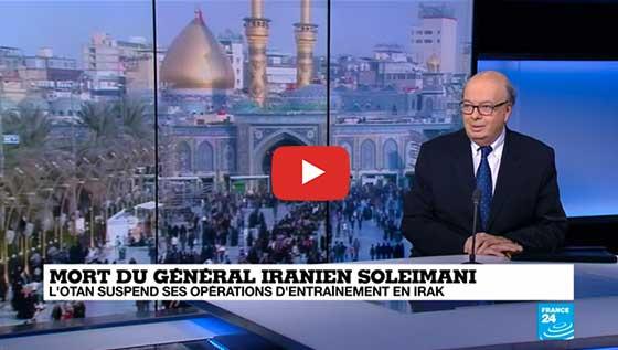 L'Irak après la mort du général Soleimani