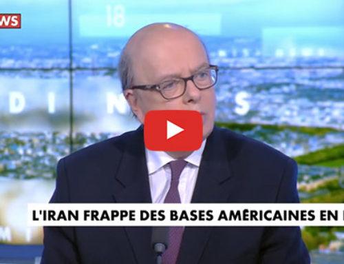Représailles iraniennes et conséquences – CNews