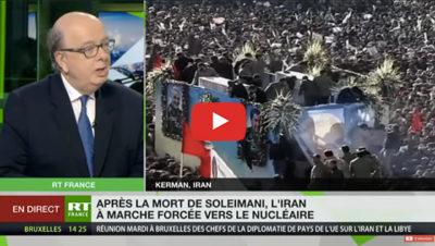 Soleimani, accord nucléaire