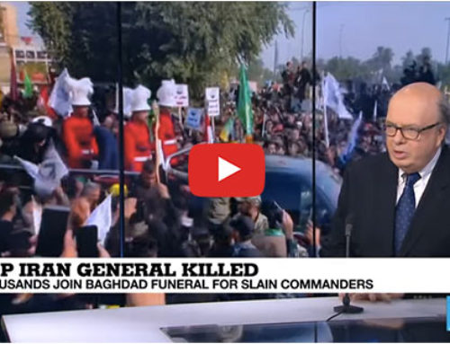 In english / en anglais – What next after Soleimani killing ? France 24