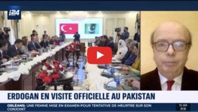 Rapprochement Turquie-Pakistan