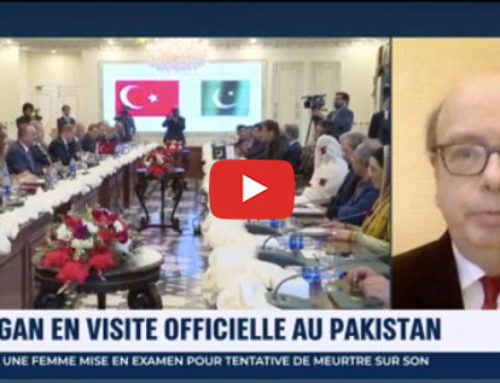Rapprochement Turquie-Pakistan – i24News