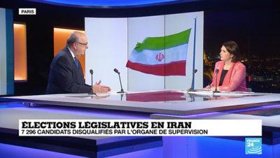 Renouvellement du parlement iranien