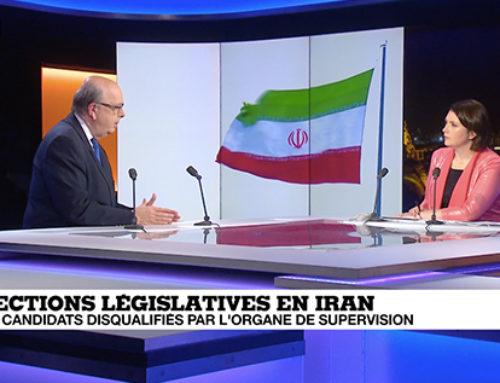 Renouvellement du parlement à Téhéran – France 24