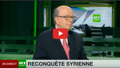 reconquete syrienne