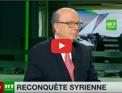 Tensions en Syrie avec la Turquie – RT France