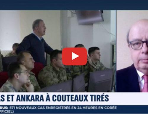 Tensions Turquie Russie en Syrie – i24News