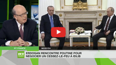 Négociations Turco Russes sur la Syrie