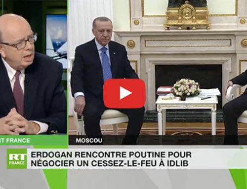 Négociations Turco Russes sur la Syrie – RT France