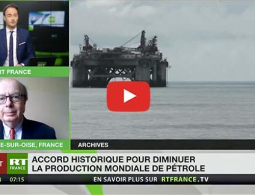 Accord historique de l'Opep – RT France